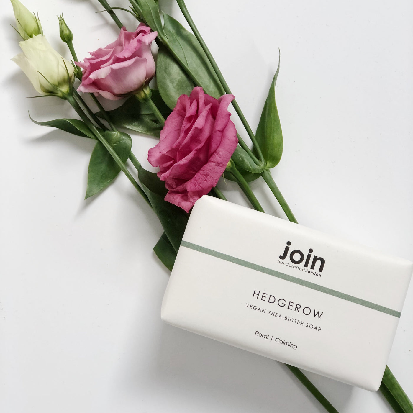 Join Shea Butter Soap - Hedgerow