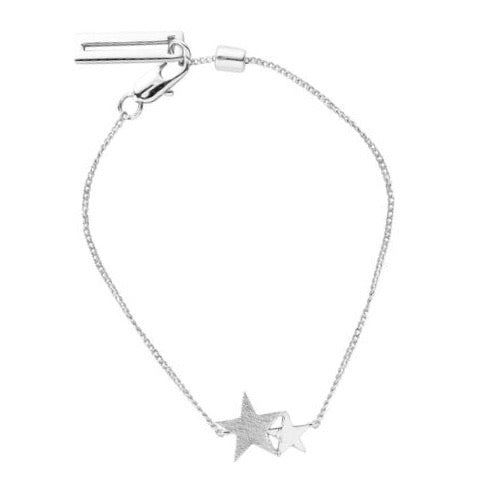 Tutti & Co Starlight Bracelet - Silver