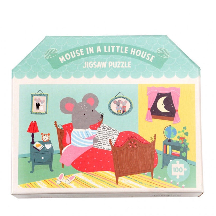 Mouse in a House Jigsaw