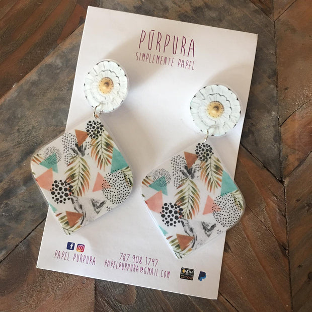 Flower Vibes Earrings