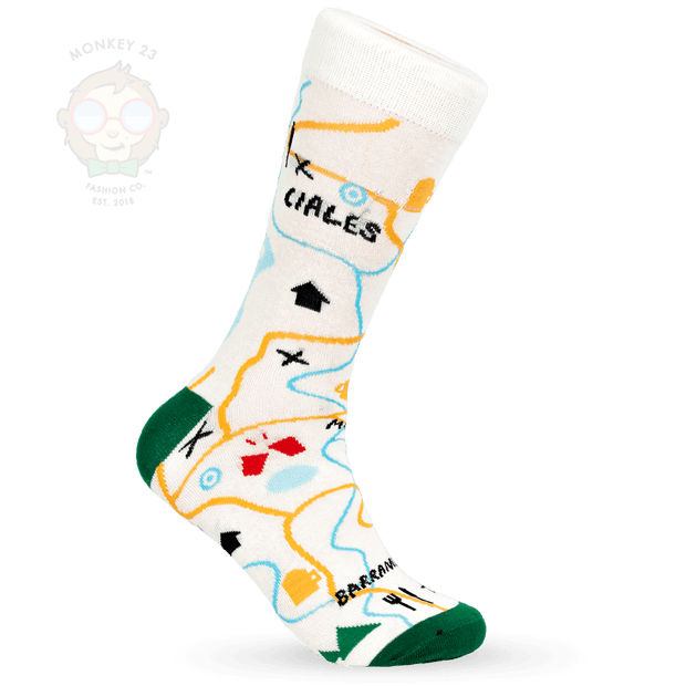 Chinchorreo Route Sock