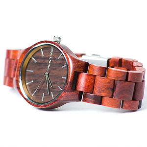 Ocell Rosewood Watch