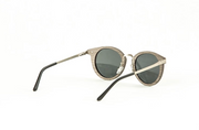 Hannah Silver Oak Sunglasses