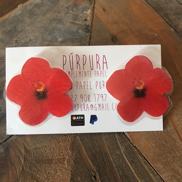 Amapola Earrings