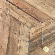 Bling Sunshine Gold Necklace