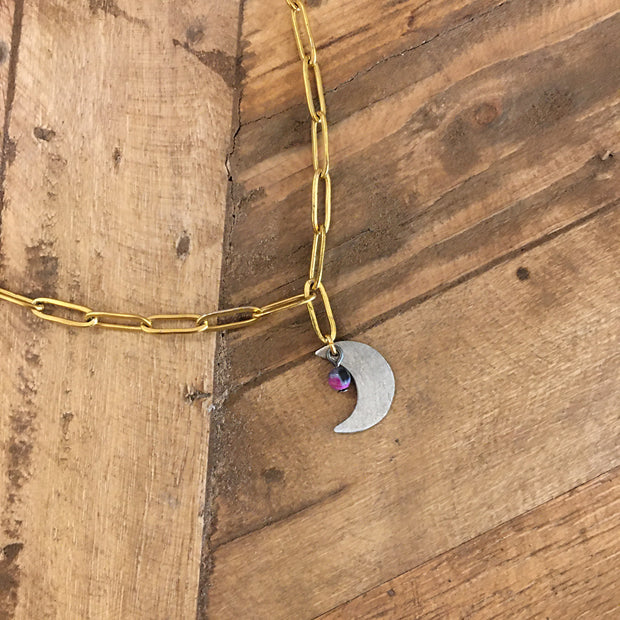 Selenophile Necklace