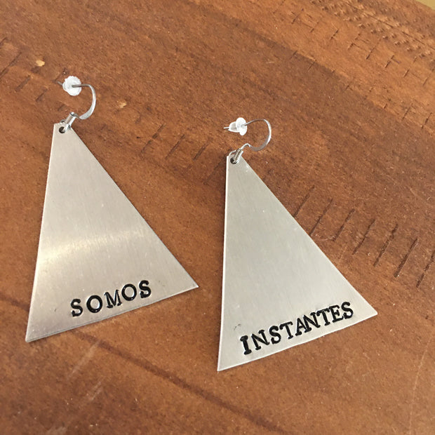 Somos Instantes Earrings