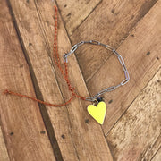 Yellow Lover Bracelet