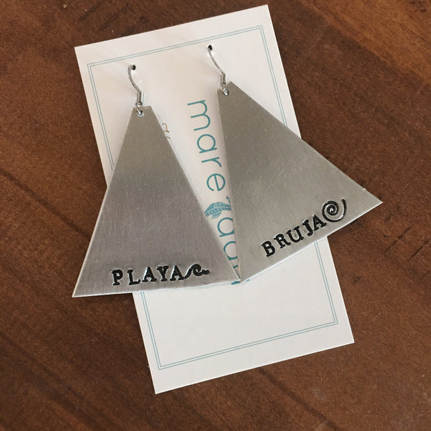 Playa Bruja Earrings