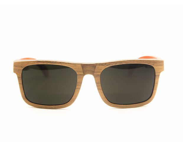 Eiland Walnut Sunglasses