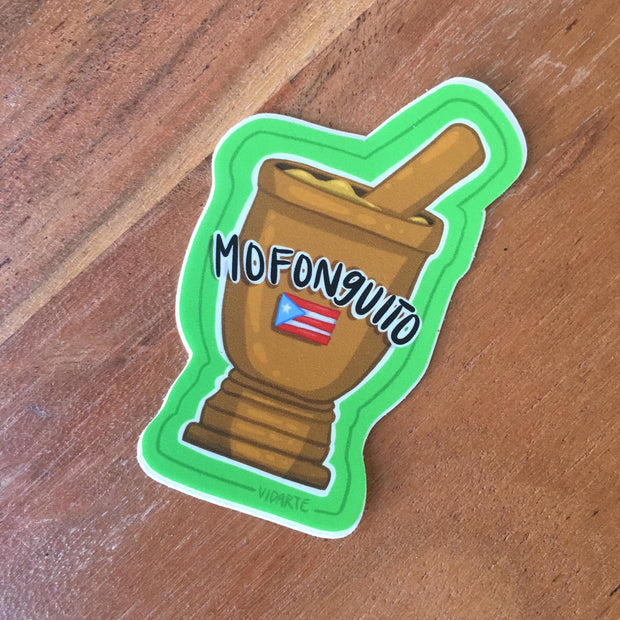 Mofonguito Sticker