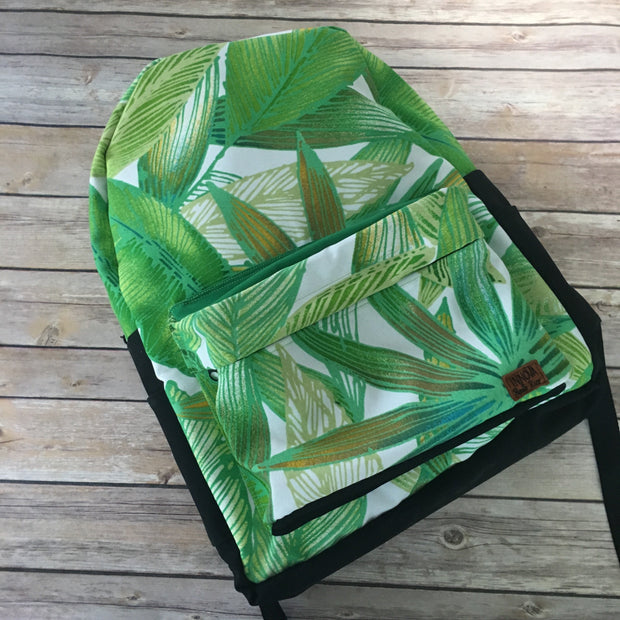 Palm Backpack-Localstorypr
