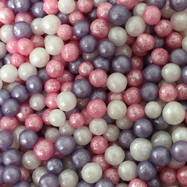 Glimmer Pearls - Ice Pink