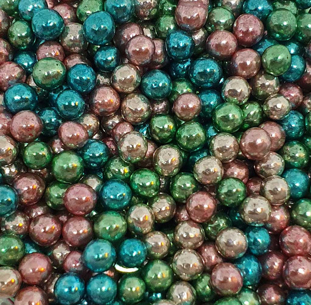 Pearls metallic - Multicoloured