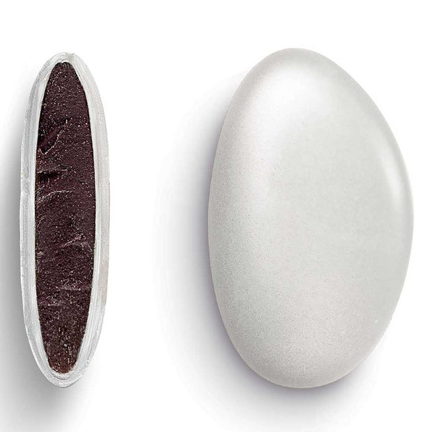 Chocolate Pebbles - Pearlescent White Discounted