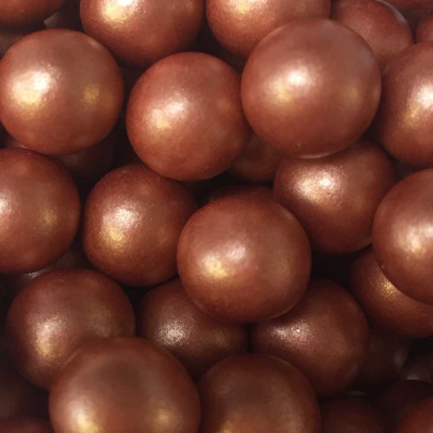 Chocoballs - Large - Pearlescent Rose Gold