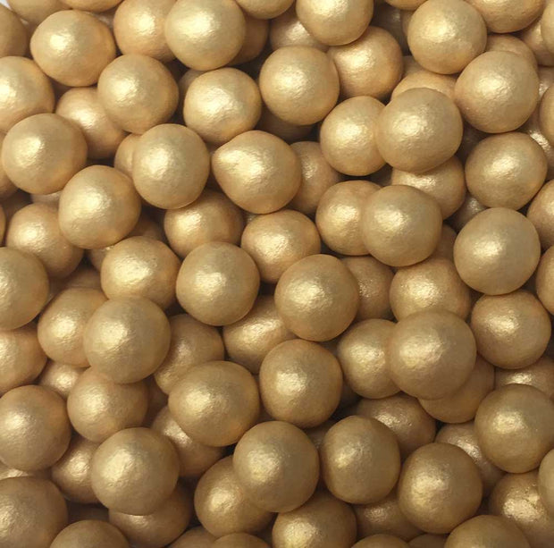 Chocoballs - Small - Glimmer Gold