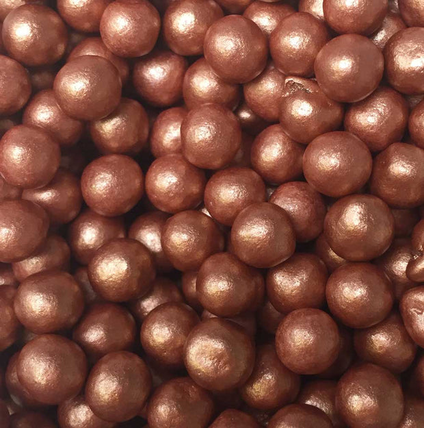 Chocoballs - Small - Pearlescent Rose Gold