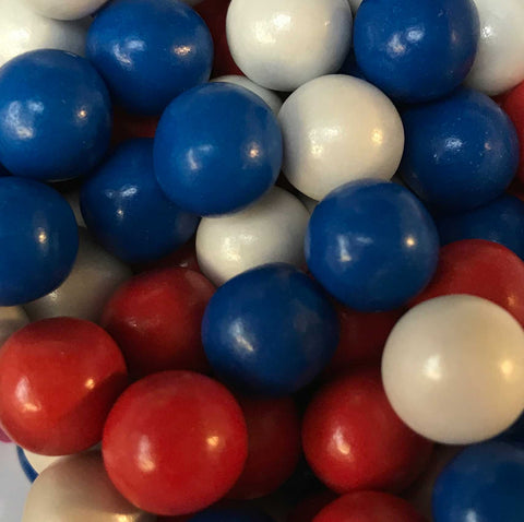 Chocoballs - Large - Red, White and Blue