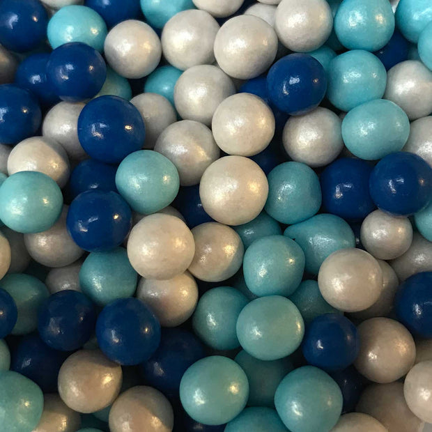 Chocoballs - Small - Blue Mix