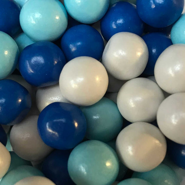 Chocoballs - Large - Blue Mix