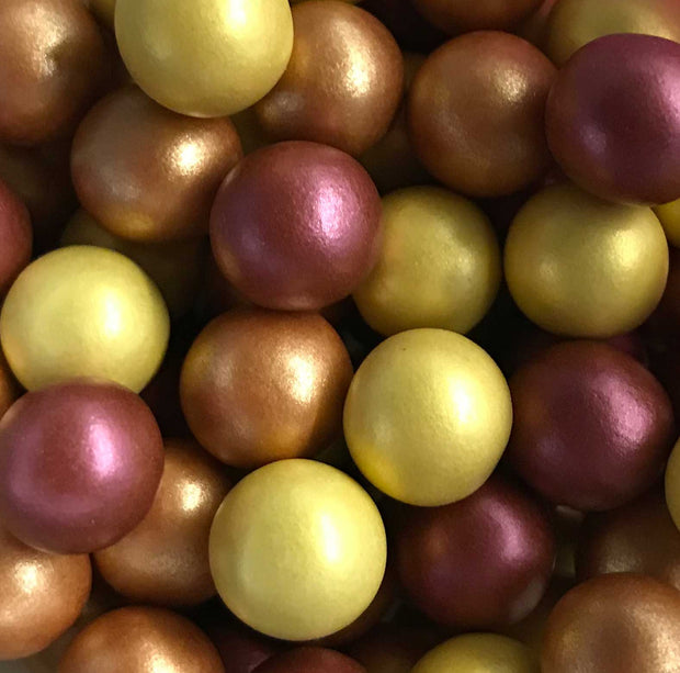 Chocoballs - Large - Glimmer Metallic Mix