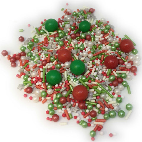 Sprinkletti  - Merry Berry with chocoballs