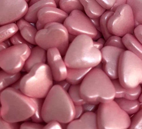 Shapes - Hearts - Tablet - Pink