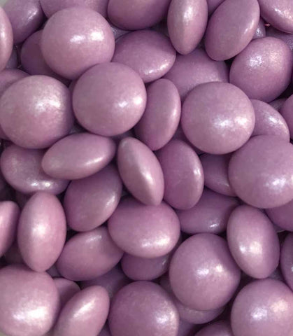Mini Chocolate Beans - Pearlescent Lilac