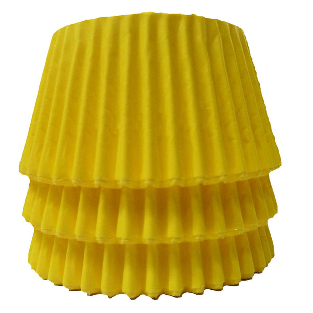 Cupcake Cases - Solid - Yellow