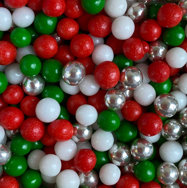 Polished Pearls 4mm - Twinkle Christmas