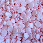 Natural Confetti 4mm - Pink