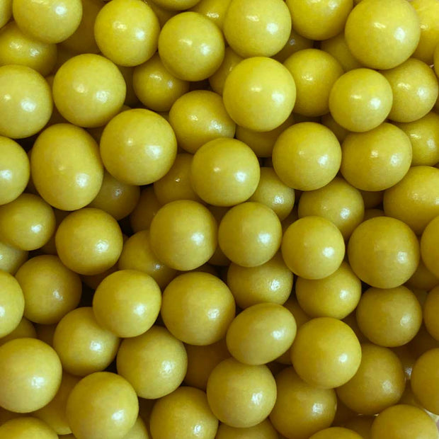 Chocoballs - Small - Polished Yellow