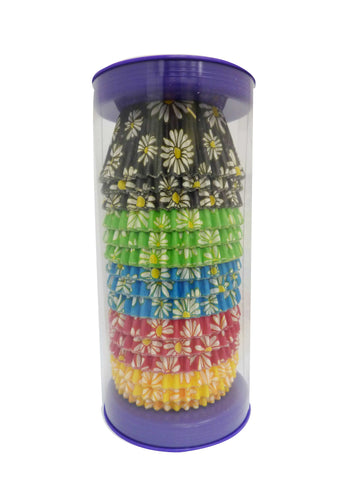 Cupcake Cases - Mixed - Daisy Mix