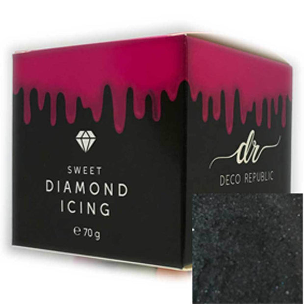 Diamond Icing - Black
