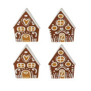 Toppers - Gingerbread House - Milk Chocolate - Assorted