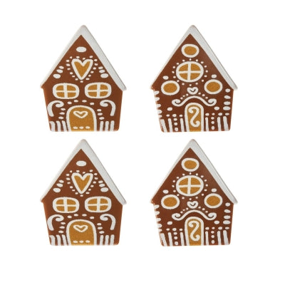 TRADE Toppers - Gingerbread House - Milk Chocolate - Assorted