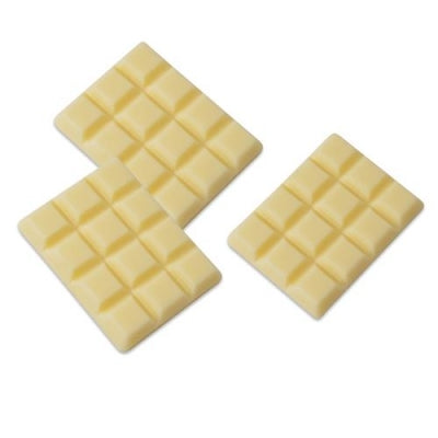 Toppers - Chocolate Bars - Small - White