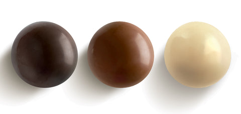 Malt Balls - Milk, White and Dark