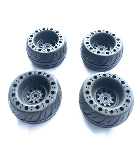 Rubber Airless Wheels 115mm