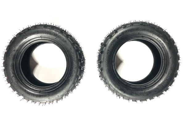 Rubber Wheels for Cross Country