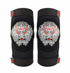 NOBLEMAN Generation 3 Kevlar Knee Pads (FOO DOG)