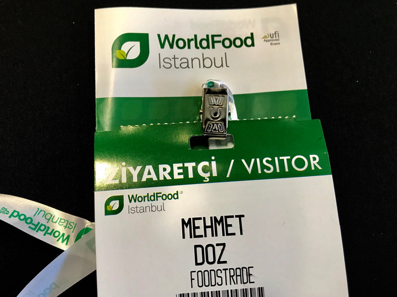 WorldFood Istanbul Started! A Visit By Our FoodsTrade CEO and Team in Istanbul