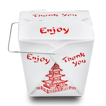 Load image into Gallery viewer, Retail Chinese Takeout Boxes & Packages