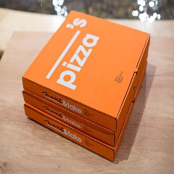 Retail Pizza Boxes & Packages