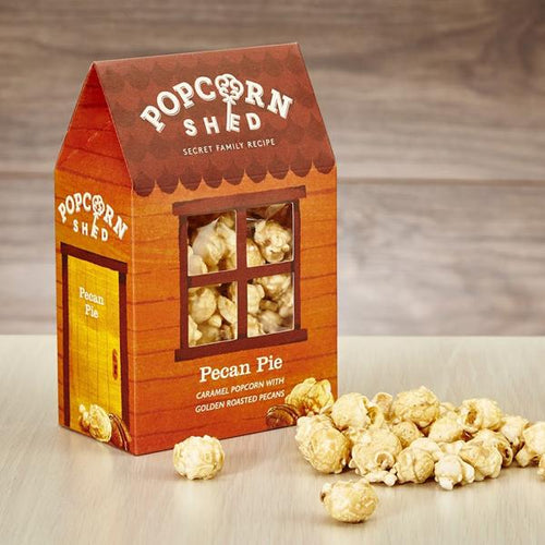 Retail Pop Corn Boxes & Packages