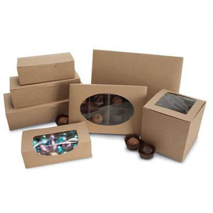 Retail Truffle Boxes & Packages