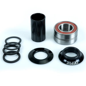 Cryptic Flow Bottom Bracket - Black