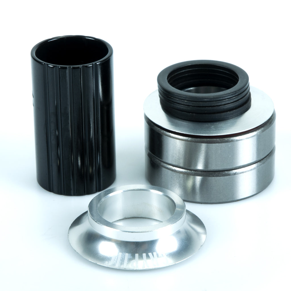 Cryptic Flow Bottom Bracket - Silver
