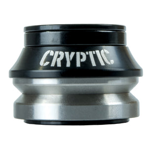 Cryptic Flow BMX Headset - Black